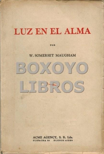 Luz en el alma ('Chrismas Holiday'). Traducción de José Luis de Izquierdo