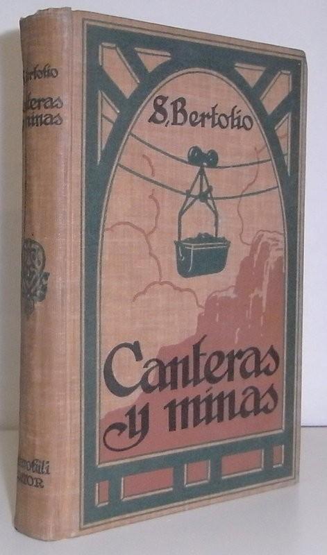Canteras y minas. Versión del italiano por Rafael Hernández