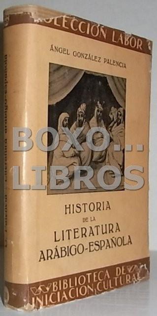 Historia de la literatura arábigo-española