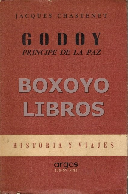 Godoy, príncipe de la paz