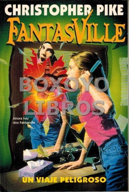 Fantasville nº 20. Un viaje peligroso