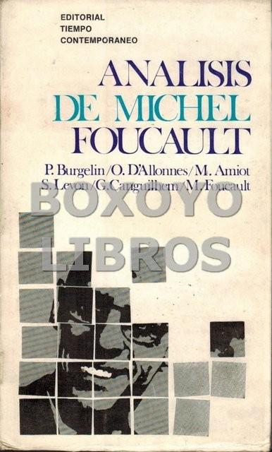 Análisis de Michel Foucault