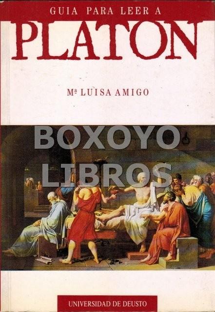 Guía para leer a Platón