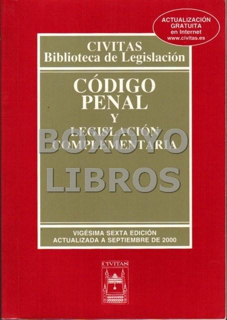 Codigo penal y Legislación Complementaria