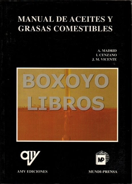 Manual de aceites y grasas comestibles