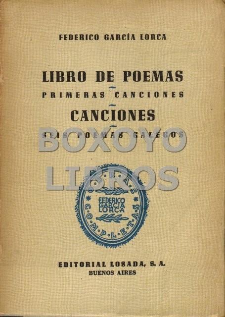 Obras completas II. Libro de poemas. Primeras canciones. Canciones. Seis poemas galegos