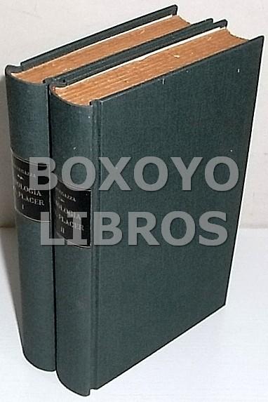 Fisiología del placer. Tomos I y II. Versión española de Carmen de Burgos