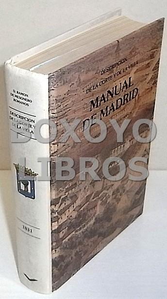 Manual de Madrid. Descripción de la corte y de la Villa