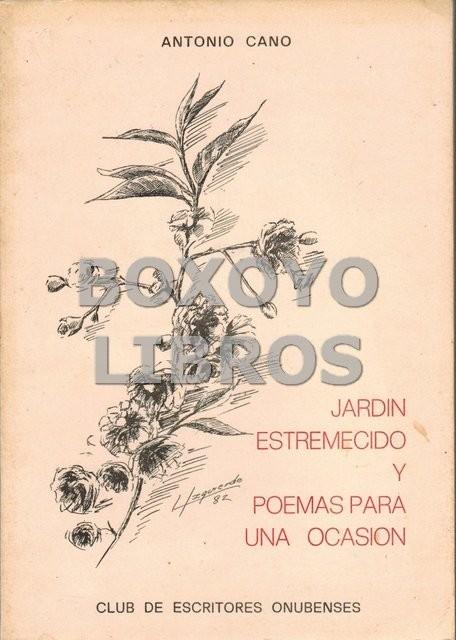 Jardín estremecido y Poemas para una ocasión