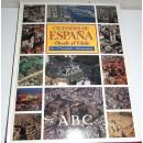 Ciudades de España desde el cielo, 17 capitales autonómicas