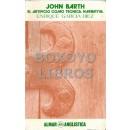 John Barth. El artificio como técnica narrativa