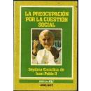 La preocupación por la cuestión social. Séptima encíclica de Juan Pablo II