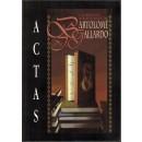 Actas I Jornadas bibliográficas Bartolomé Gallardo