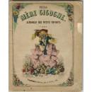 La Mère Gicogne. Almanach des petits enfants. 1858 (9º Année). Orné de jolies gravures