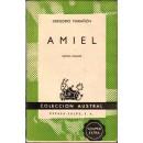 Amiel. Un estudio sobre la timidez
