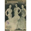 Radiocinema Núm 271. Revista cinematográfica nacional, con proyección de teatro, deportes, toros y radio