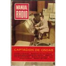 Manual de radio. Número 20. Junio de 1954. Captación de ondas