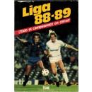 Liga 88-89. ¡Todo el campeonato en cifras!