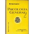Psicología general. Tomo II. Fenómenos psiquicos fundamentales