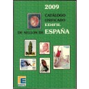 Catálogo unificado EDIFIL de sellos de España 2009