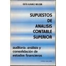 Supuestos de análisis contable superior. Auditoría, análisis y consolidación de estados financieros