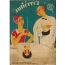 Gutiérrez. Semanario. Semanario español de humorismo. Año II. 30 de junio de 1928. Núm 57