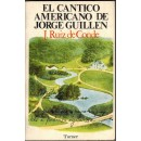 El canto americano de Jorge Guillén