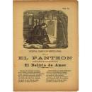 """Nueva canción sepulcral, titulada El Panteón, y su segunda parte El Delirio de Amor""""."""""""