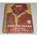 Sancho Panza. compendio de Refranes y Fábulas para ejercicios de lectura elemental. Ilustraciones de J. Serra Masan