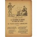 Las tres canciones: La castañera de Madrid, Los toros del Puerto, y El nuevo tango americano