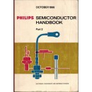 Philips semiconductor handbook. Part 2. October 1966.