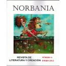 Norbania, número 6 Enero 2015. Revista de Literatura y Creación