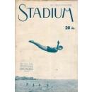 Stadium núm. 114. Revista selecta ilustrada de sports. Año V. 31 de julio de 1915