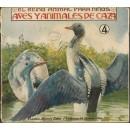 El reino animal para niños. Aves y animales de caza 4