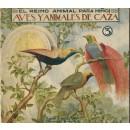 El reino animal para niños. Aves y animales de caza 3