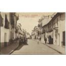 Serie 1ª Nº 9 - ALMADÉN. Calle de Canalejas. Sin Circular