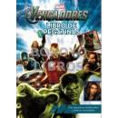 Marvel. Los Vengadores. Libro de pegatinas