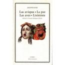 Las avispas / La paz / Las aves / Lisístrata