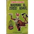 Enciclopedia del despiste nacional.
