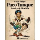 Paco Yunque. Ilustrado por C. Giménez