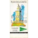 Plano de La Coruña