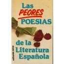 Las peores poesías de la Literatura Español
