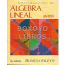 Introducción al Álgebra Lineal. Tercera Edición