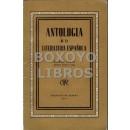 Antología de la Literatura Española. Primer Grado (siglos XVIII y XIX)