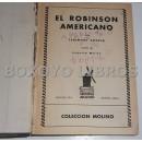 El Robinson Americano/ El valle prohibido / El lobo rojo de Arabia