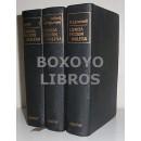 Ciencia - ficción inglesa  (Obras escogidas). Tomos I-II y III: