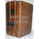 Historia de Francia. Traducida al castellano por Una sociedad Literaria. Tomos 1 y II y un tomo de láminas (Álbum de Francia)