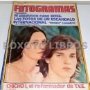Revista Nuevo Fotogramas. Año XXIX. Nº 1322. 15 febrero 1974