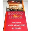 Guía Campsa de los mejores vinos de España