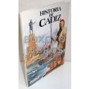 Historia de Cádiz (Cómic). Dibujos de Luis Collado